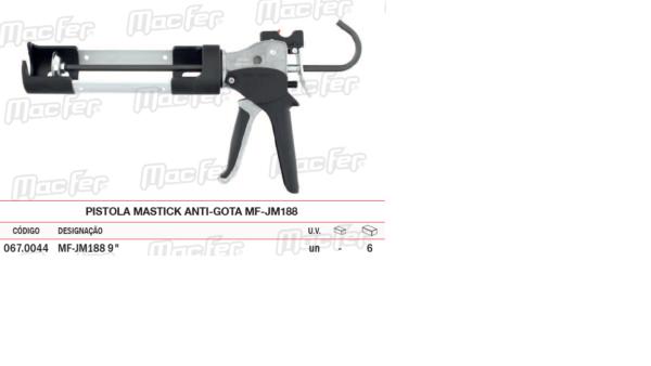Pistola Mastick Anti Gota MF JM188