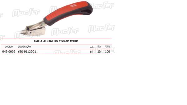 Saca Agrafos YSG9112D01